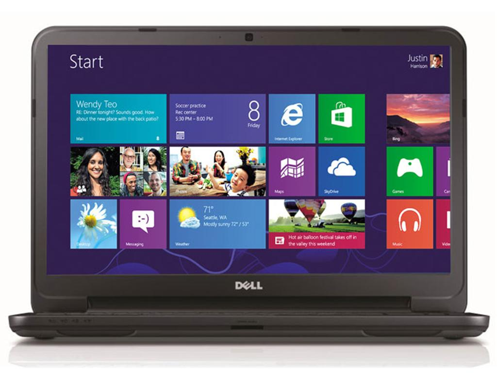 Dell Inspiron 15-3521 (Win 8)