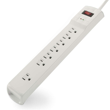 Belkin 6ft 7-Outlet Surge Protector