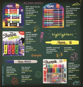 Back to School Savings 2016 page1