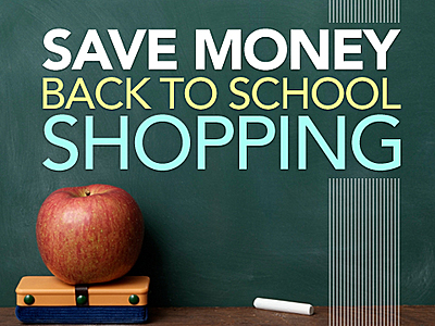 Back to School Savings 2016