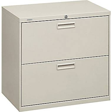 Hon 2-Drawer 500-Series Lateral File