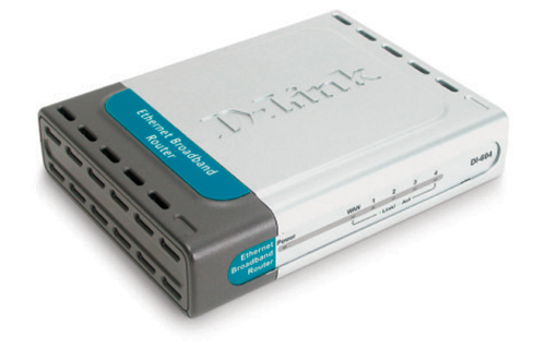 Dlink Broadband Router