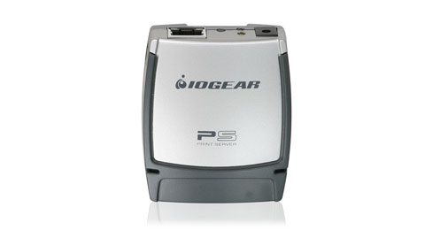 IOGear USB Print Server