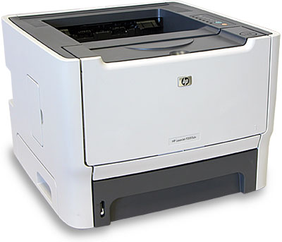 HP LaserJet P2015dn B/W Printer