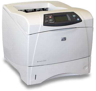 HP LaserJet 4250tn B/W Printer