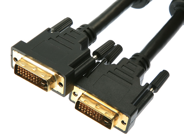 Rosewill 6ft DVI Dual-link Cable