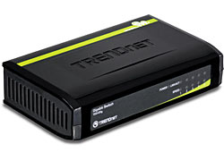 TRENDnet 5-port Gigabit Switch