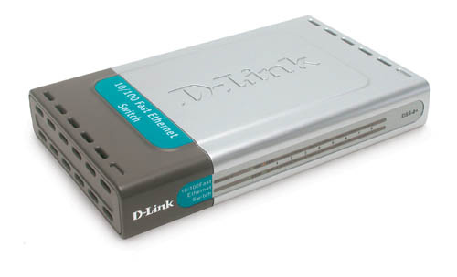 Dlink 8-port Switch