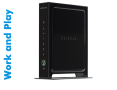 Netgear N300 Wireless Gigabit Router
