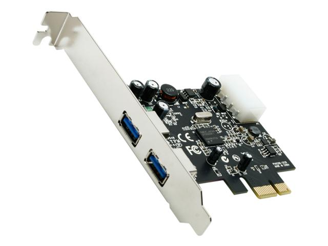 Rosewill USB 3.0 2-port PCIe Card