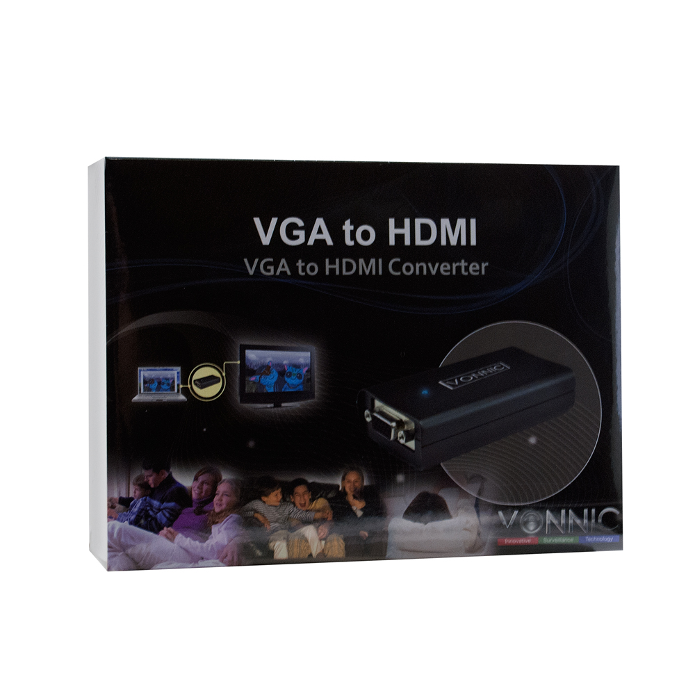Vonnic VGA to HDMI Adapter