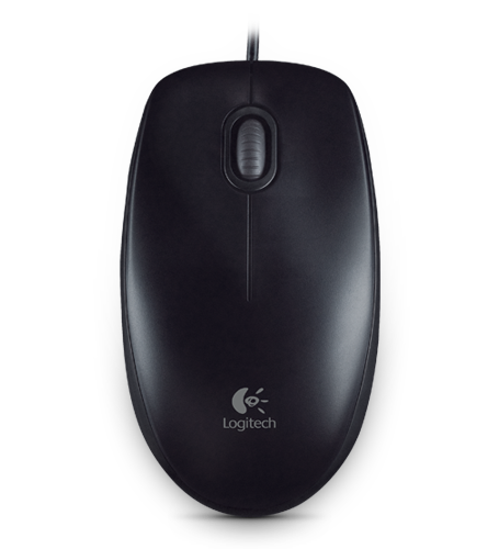 Logitech Optical Wired USB Mouse